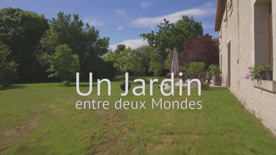"""{VIDEO} """"Un jardin entre deux mondes"""" sur France 5"""